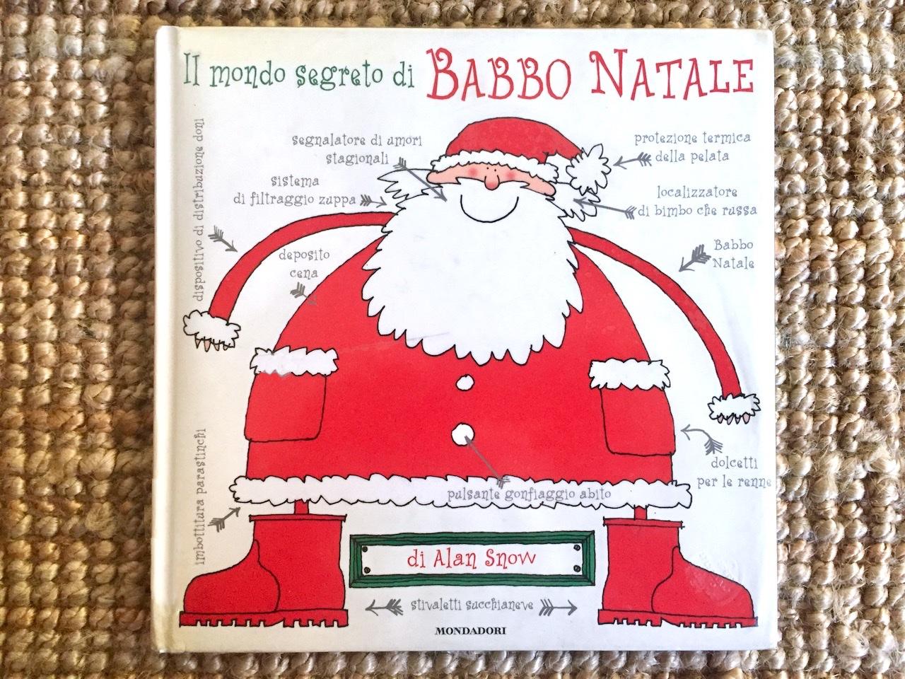 Libro su Babbo Natale