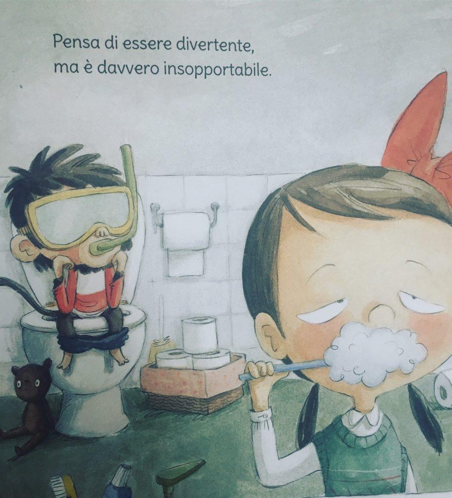 Fratelli di Rocio Bonilla recensione