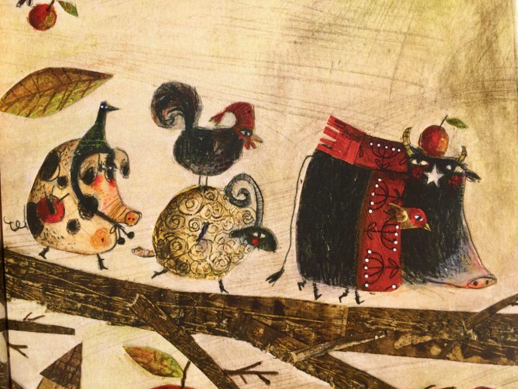 Recensione del libro l'inverno degli animali