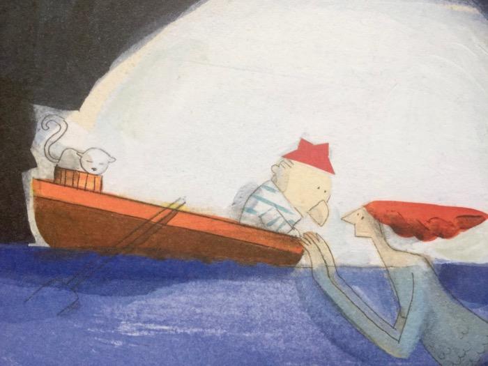 Il nonno cattura una sirena che canterà per lui. Accalappialibro recensione