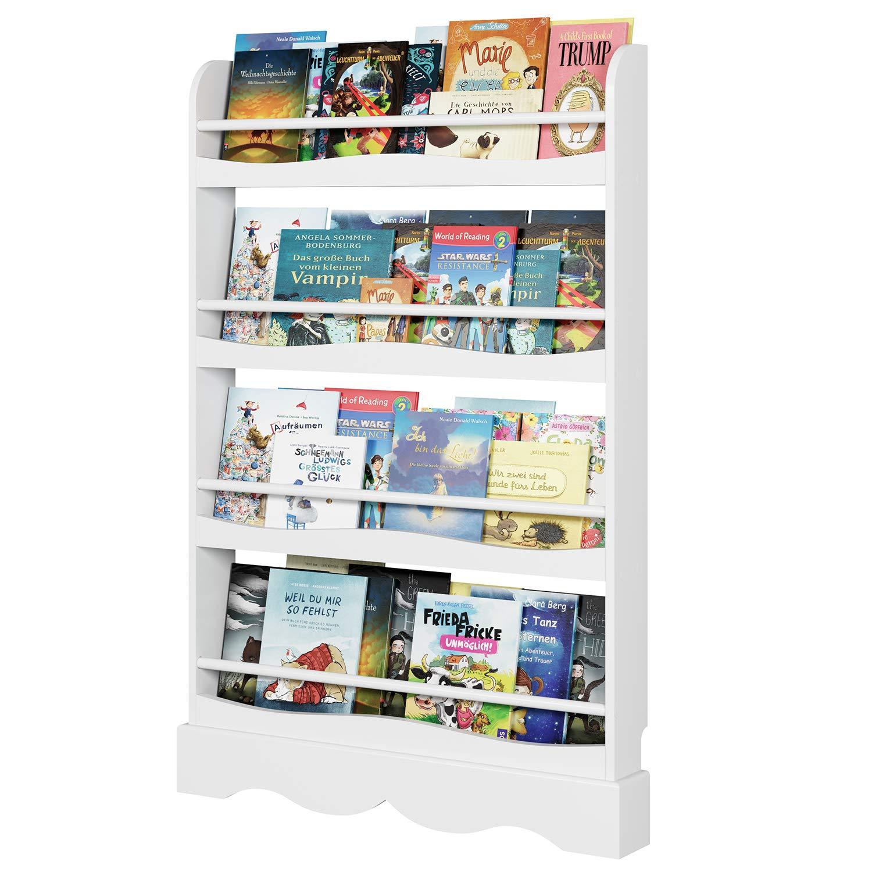 Homfa libreria frontale bambini