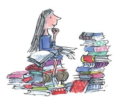 Illustrazione di Matilda